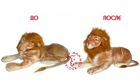 Реставрация Льва