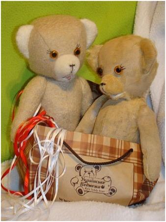 Восстановление медведицы Марфуши и её клонированная дочка.