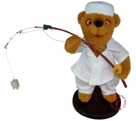 Эксклюзивный подарок мишка хирург