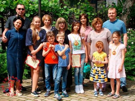 Художественная выставка в музее А.С. Пушкина.
