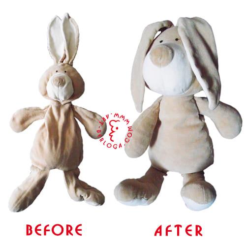 Реставрация игрушки в кратчайшие сроки