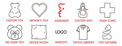 Пошив текстильных изделий на заказ