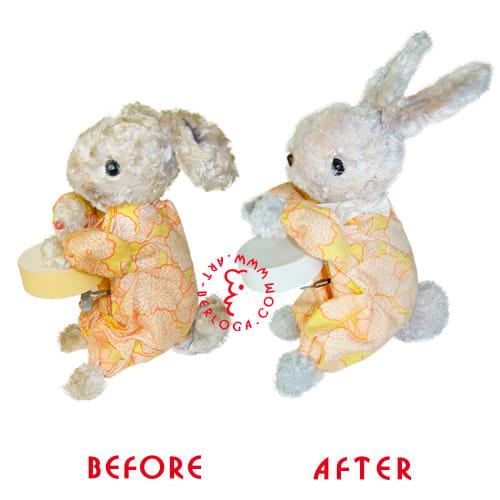Восстановление механической игрушки