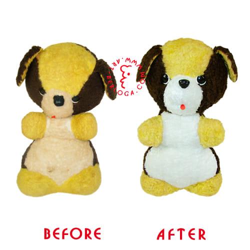 Ремонт раритетной игрушки собачки