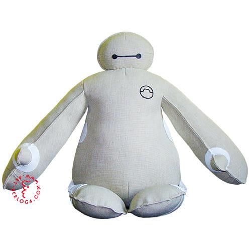 Пошив игрушки робота Baymax