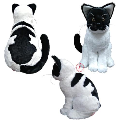 Пошив игрушки кота по фото