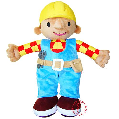Пошив игрушки Боба Строителя