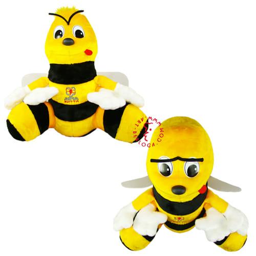 Аска маскот пчела