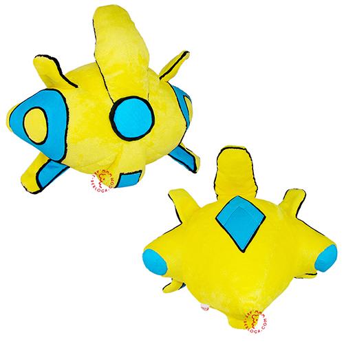 Пошив игрушки звездолета