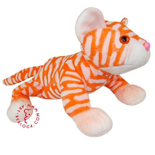 Пошив оранжевого тигра