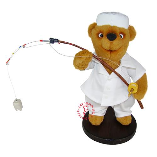 Плюшевый мишка хирург
