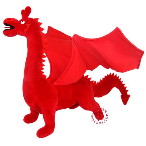Пошив дракона по картинке
