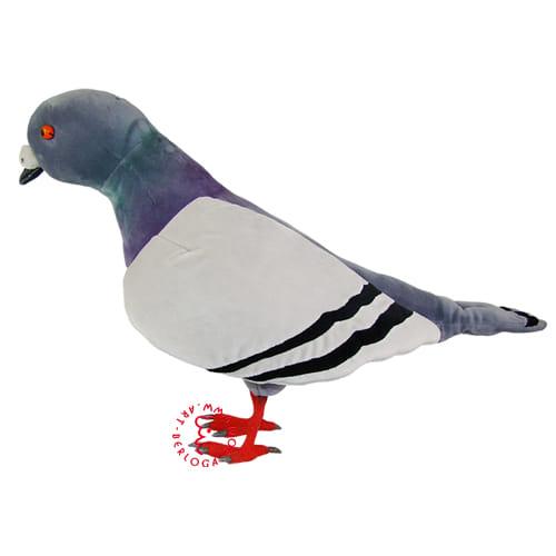 Пошив игрушки голубя