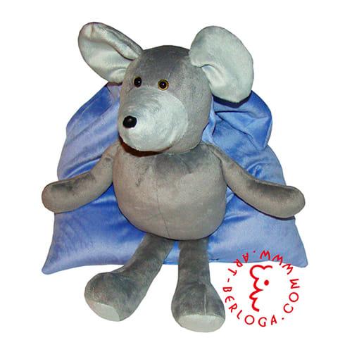 Мышка декор подушка