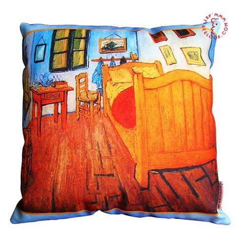 Подушка комната Ван Гога