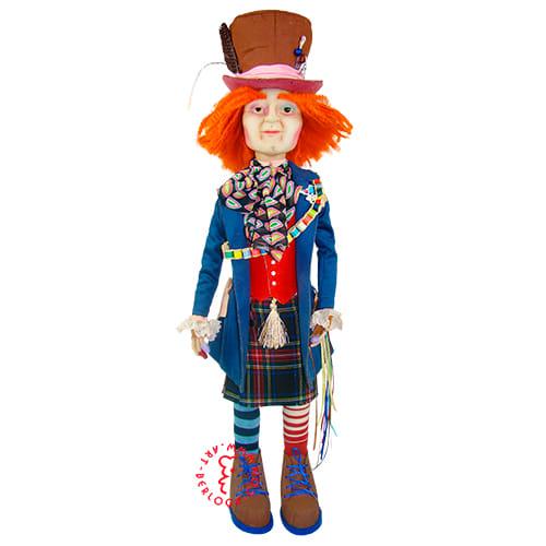 Изготовление куклы Шляпника